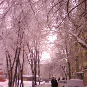 Путешествие из снежного Энгельса в  солнечный Египет