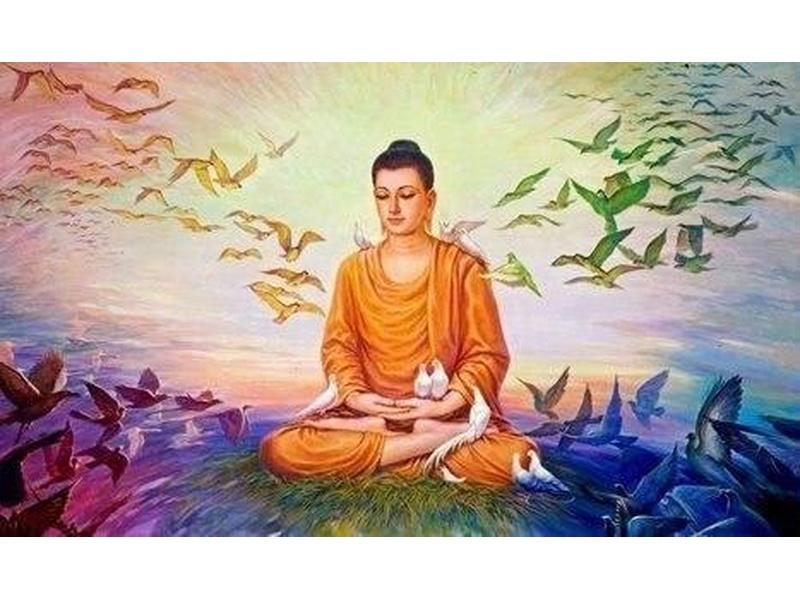 Для расширения кругозора: Четыре Благородные Истины и Восьмеричный Путь Будды