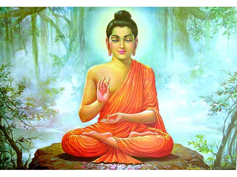 Как Будда вдохновил последователя