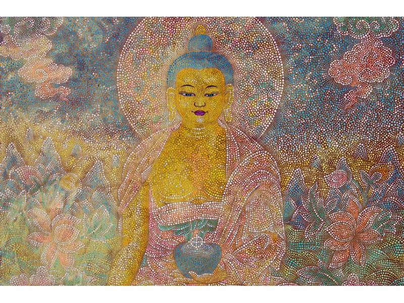 Цитата Будды о том, чему следует верить если хочешь достичь Просветления