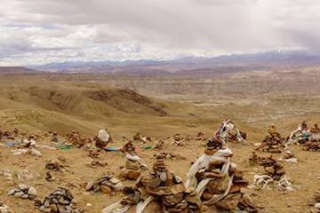Вид на Королевство Гуге (Тибет, 2014 г.)