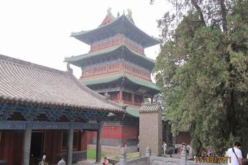 Территория монастыря Шаолинь
