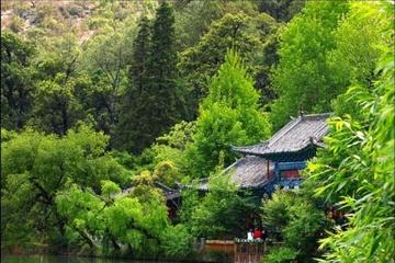 Ретрит в Сычуань. Китай.