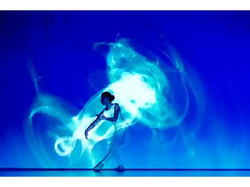 Плеяды: красивый танец - видео