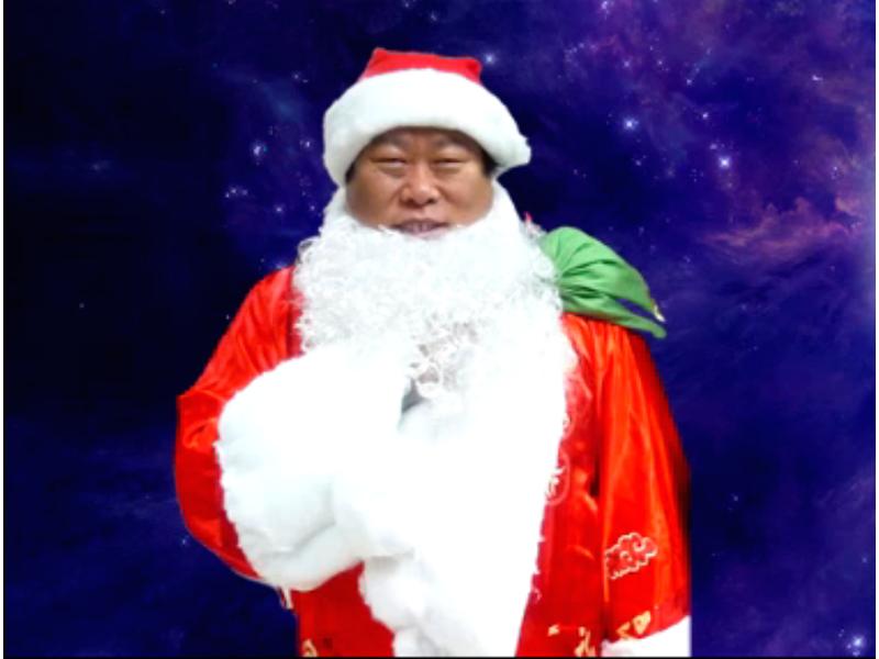 Поздравление мастера Сюй Минтана с Новым 2015 годом! (слушать аудио)