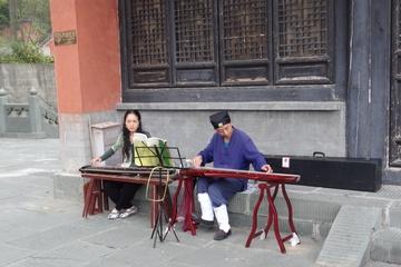 Уроки музыки даосскому монаху