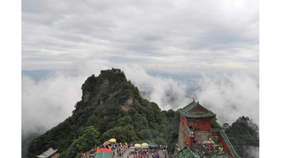 Даосские практики С 10 по 24 октября  ….священные горы Удан !