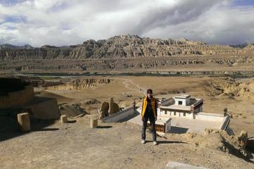 В Королевстве Гуге (Тибет, 2015 г.)