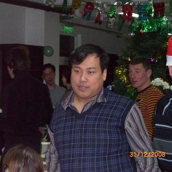 Встреча Нового 2009-го года в Кундавелл