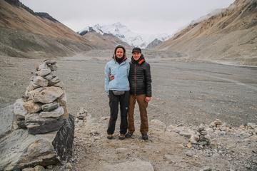 У Джамалунгмы (Тибет, 2016 г.)
