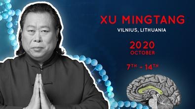 Мероприятия Мастера Сюй Минтана 7-14 октября 2020 года в Вильнюсе (Литва)