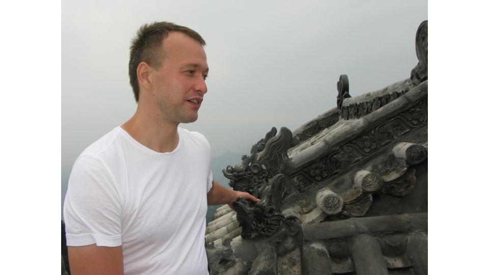 Первая ступень Чжун Юань Цигун с Андреем Волковым с 8 апреля.