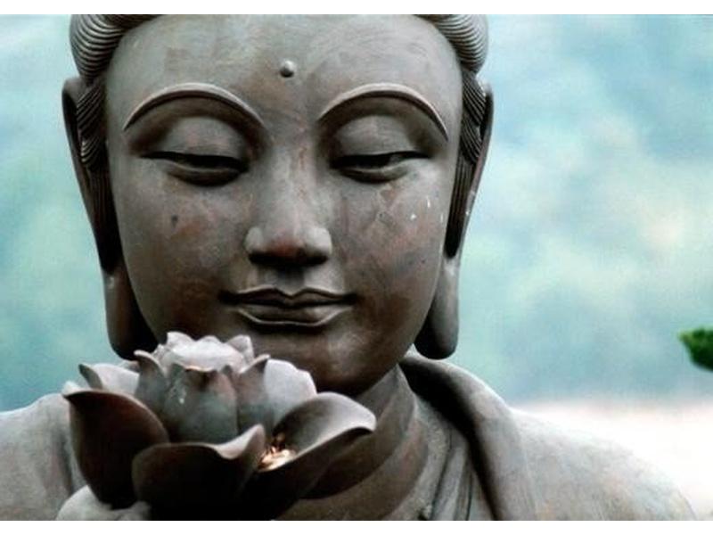 Цветочная проповедь Будды - музыкальный подарок для практикующих