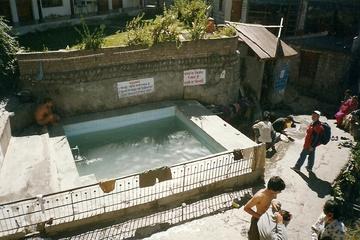 Минеральные ванны по-индийски