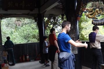 Практика у храма ученика Дамо