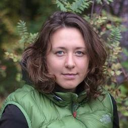 Алина Наслиднык