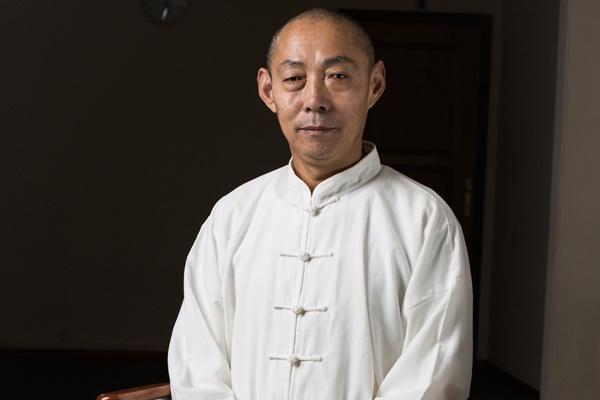 Мастер Юй Гоцян