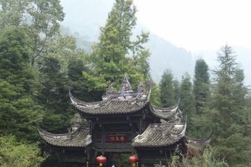 В горах Цинчен зародился даосизм