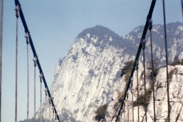 Мост между мирами. Шаолинь.