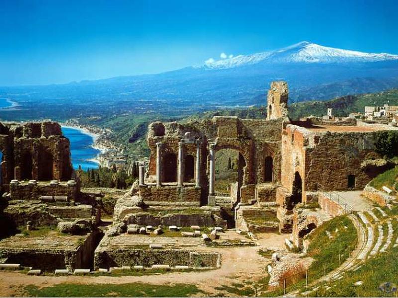 Выездной семинар на Сицилии, 1 и 2 ступени