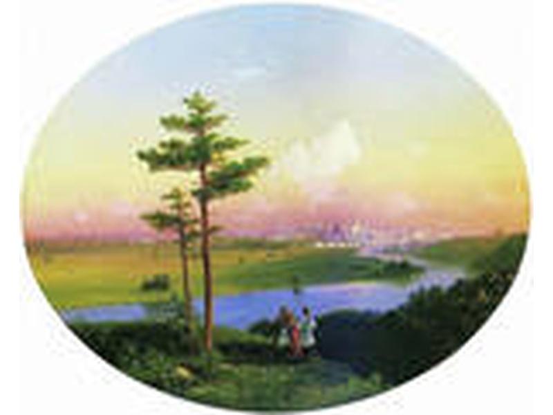 Прогулка по Воробьевым горам 24 апреля