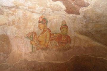 Шри. Галерея с фресками наложниц.