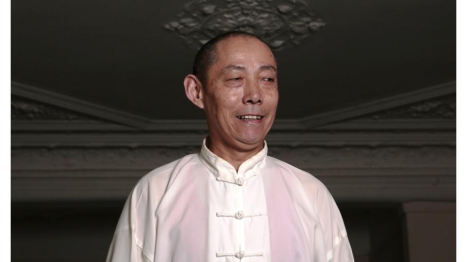 Встреча с шаолиньским мастером Юй Гоцян