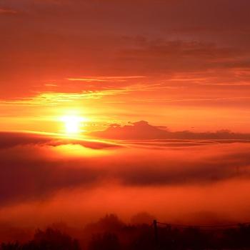 туман и облака