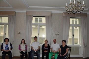 1-2 ступени в Вене (Австрия) 23-26 февр. 2012