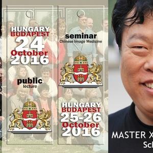 Ознакомительная лекция и международный семинар по китайской имидж-медицине и оздоровительным практикам с Мастером Сюй Минтаном. 24 – 27 октября 2016 года, Будапешт (Венгрия).
