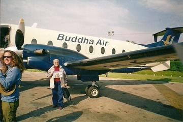 Полет в Гималаи
