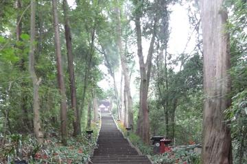 На пути к храму Лао цзы