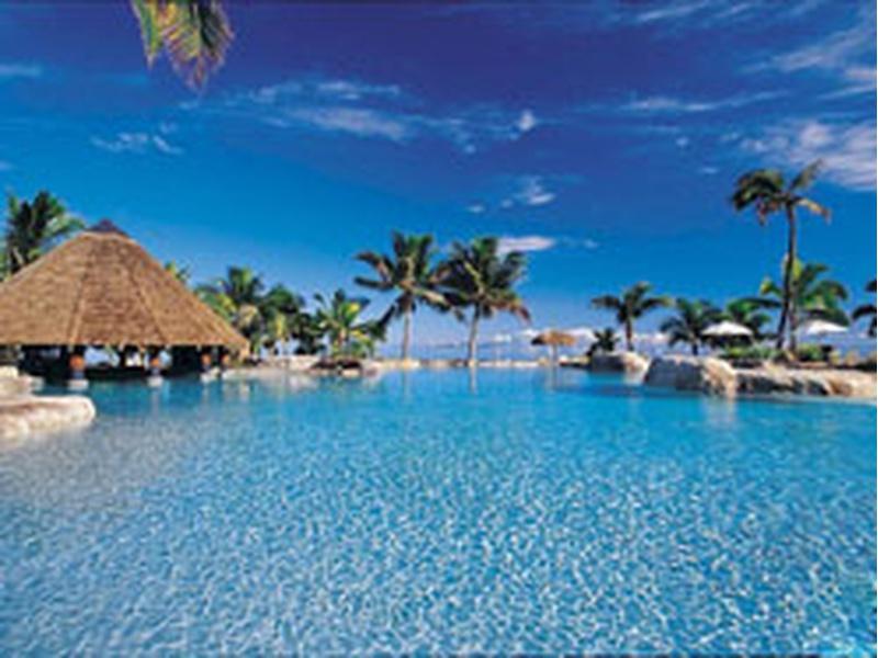 Ретрит на островах Фиджи.
