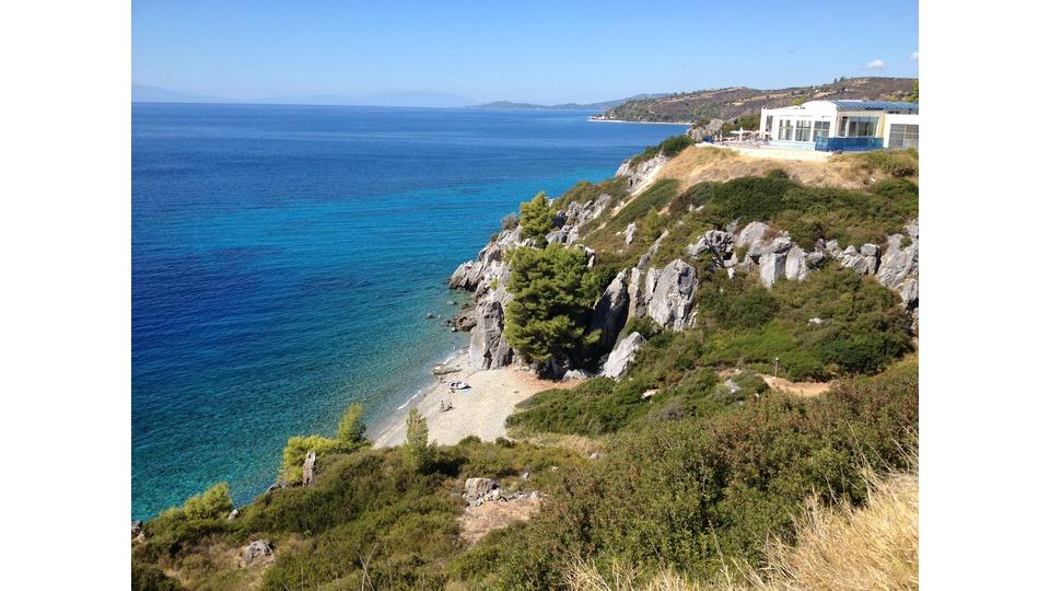 Loutra, Greece