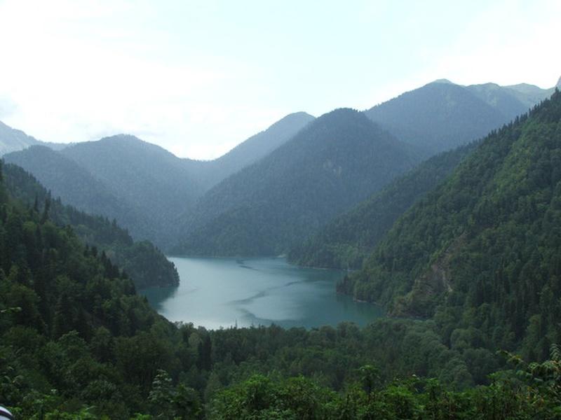 Весенний Интенсив Тело-Энергия-Дух 1-7 мая 2011г. Абхазия.