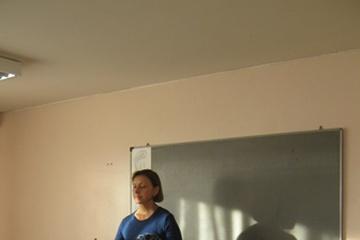 Ретрит Выходного дня в пансионате 'Березки' октябрь 2011