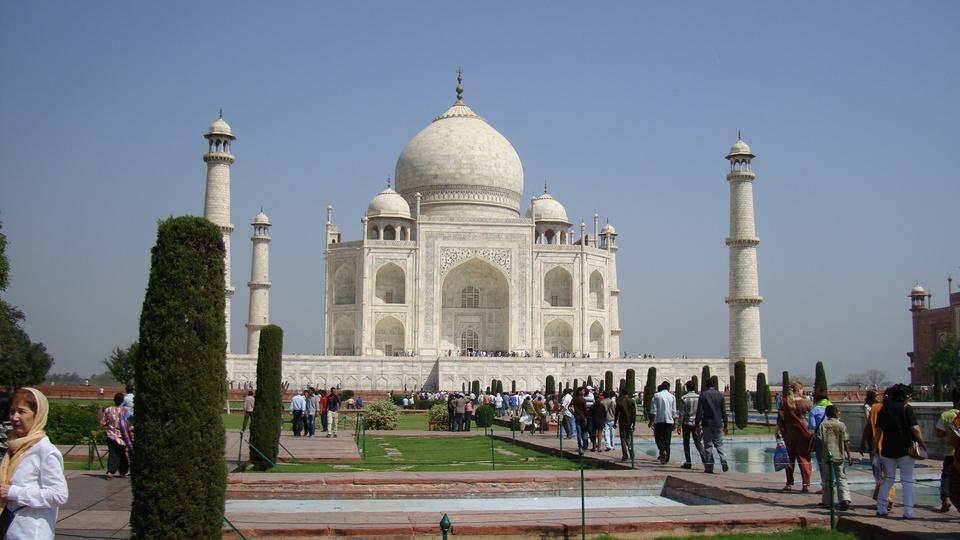 Выездной семинар в Индии с 15 по 27 марта