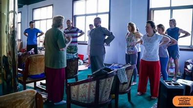 Инструкторские курсы ЧЮЦ с Тамарой Мартыновой. Челябинск, ноябрь 2019 года.