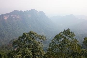 горы Чинчен - бирюзовые горы
