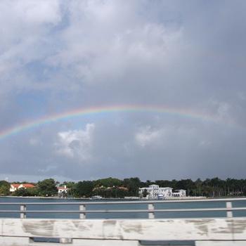 С любовь из Флориды...