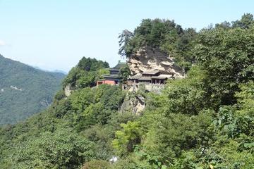 В горах,  к святым местам
