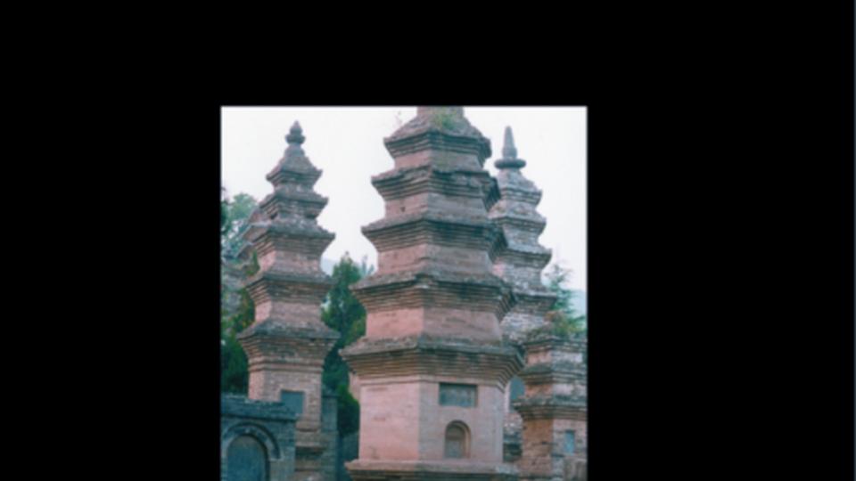 О храмах и монастырях Китая. Шаолинь