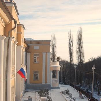 Саратовский новогодний зимний ретрит. Январь 2009