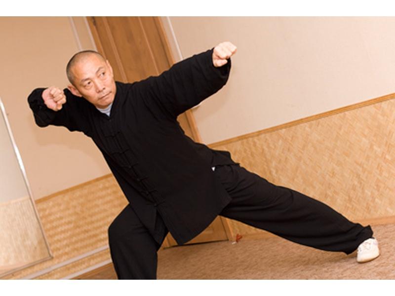 Мастер цигун и воинских единоборств из Шаолиня Юй Гоцян снова в Москве!