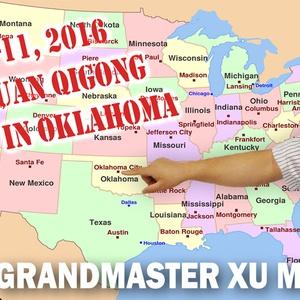 Xu Mingtang Coming to Oklahoma!