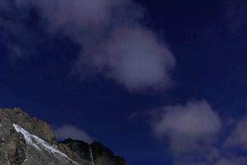 На перевале Дролма-ла, внешняя кора вокруг Кайлаша (2016 г.)