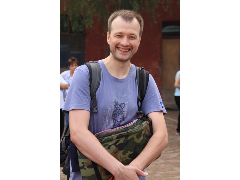 Регулярные занятия цигун с Андреем Волковым