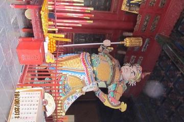 Статуя Ху Фа